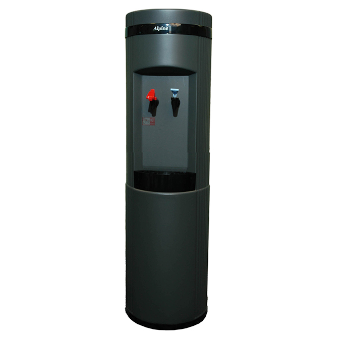 Alpine Eliminator 6700-POUC Floor Model Hot/Cold Water Cooler