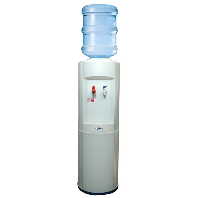 Alpine Alternative 6700W Hot/Cold Bottled Water Cooler