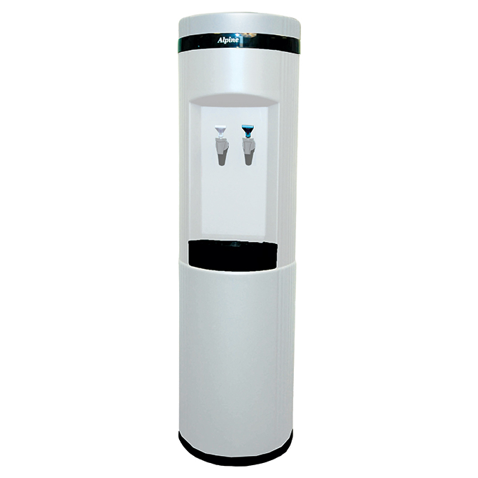 Alpine Eliminator 6704-POUW Floor Model Cook/Cold Water Cooler