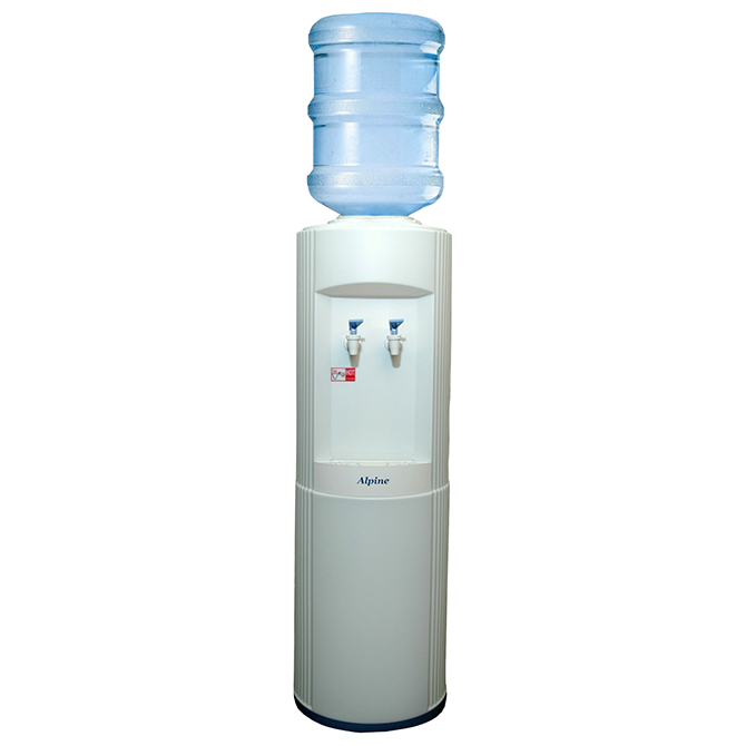 Alpine Alternative 6704W Cook/Cold Bottled Water Cooler