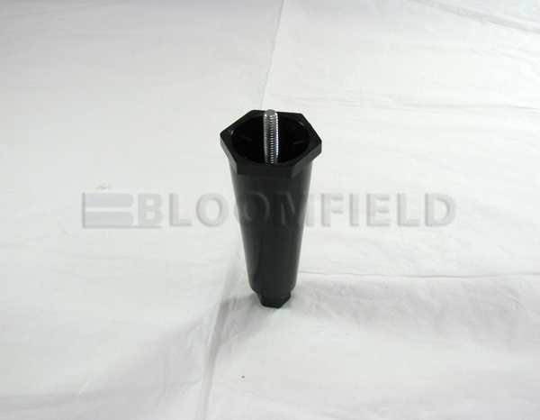"Bloomfield 2A-70631 LEG BLACK 4""x1/4-20, EACH"