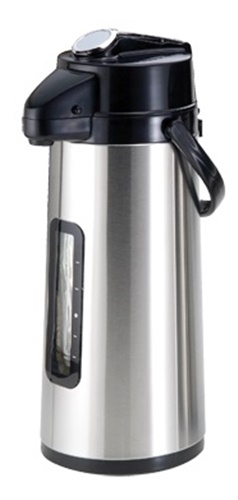 Bloomfield 7755S-ALM Glass Liner 2.2 liter Lever Airpot