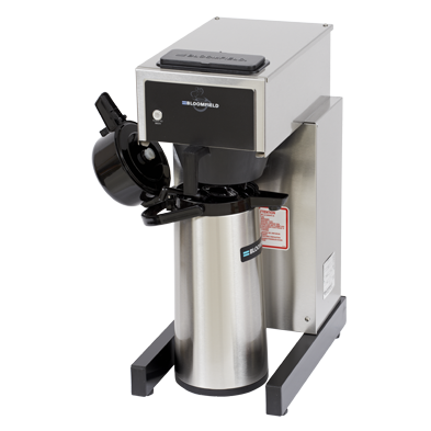 Bloomfield 8785-A Pourover Airpot Brewer 120 Volts