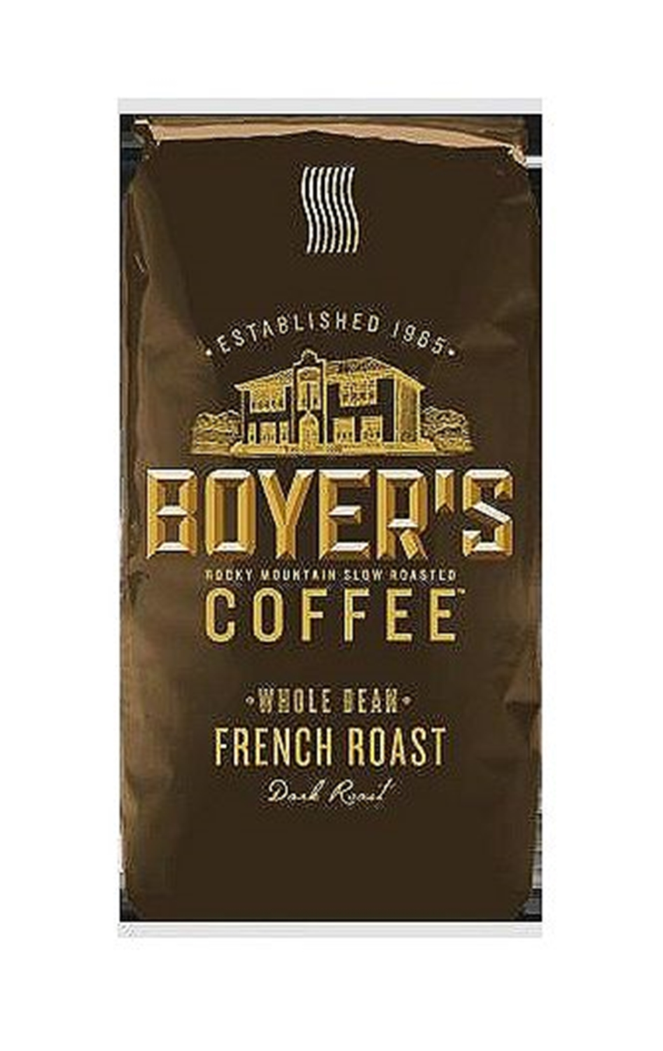 Boyer's Coffee, Whole Bean, French Roast (2.25 lb.)