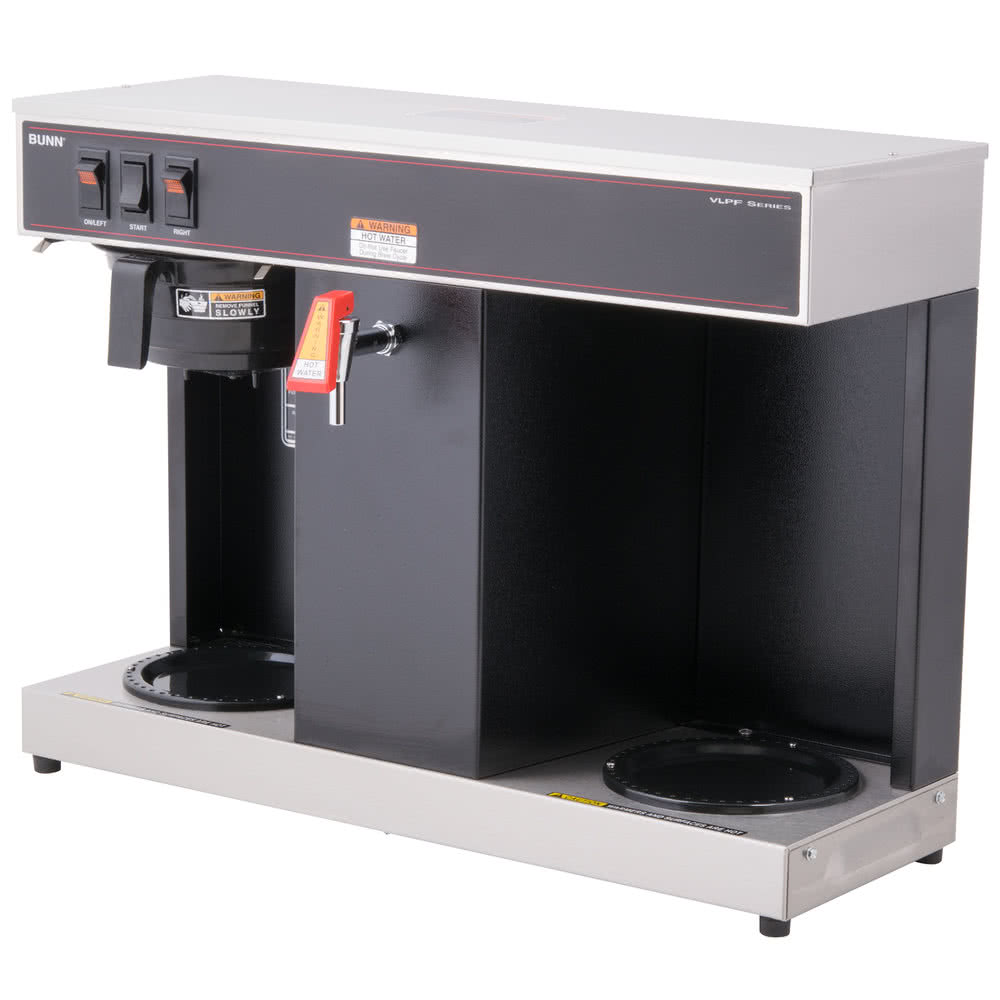 Bunn 07400.0005 VLPF Low Profile Automatic Coffee Brewer