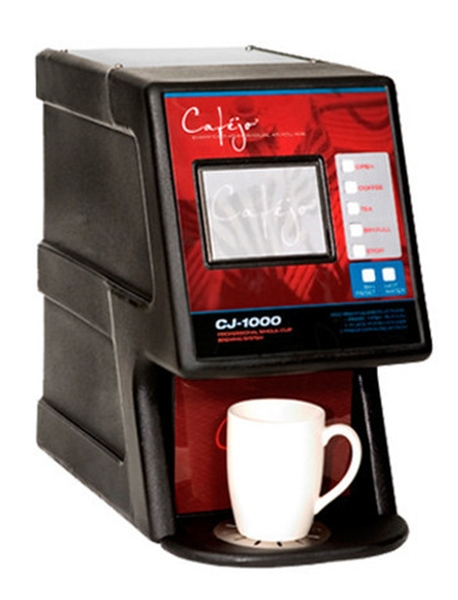 Cafejo CJ-1000 Single Cup Pod Brewer