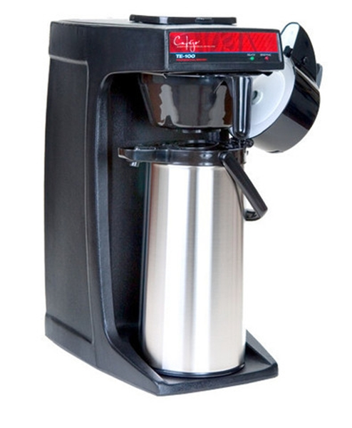 Cafejo TE-120 Pourover Thermal Carafe Coffee Brewer