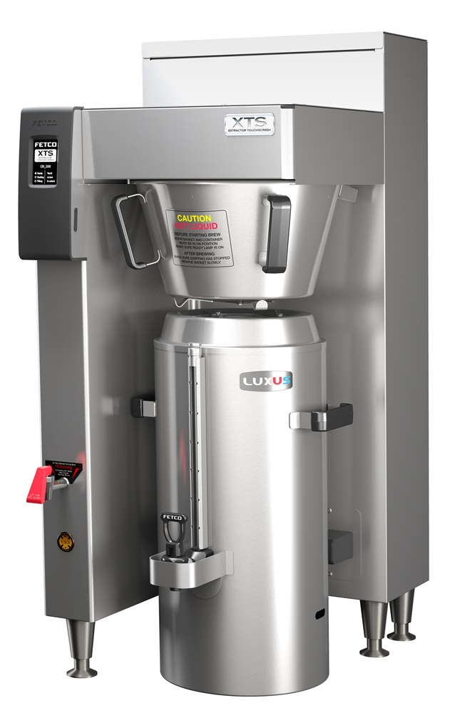 Fetco CBS-2161XTS E216151 Single 3.0 Gallon Thermal Brewer