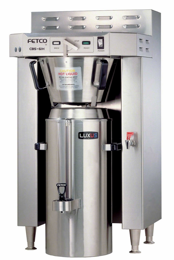 Fetco CBS-61H-30 C61016 Single 3.0 Gallon Thermal Brewer