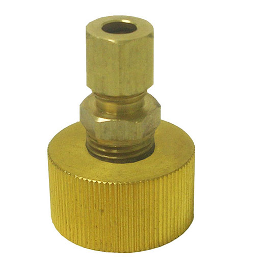 HHD FGHC4 Female Garden Hose Adapter 1/4 Compression