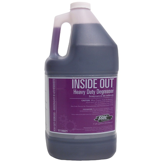 HHD IOC-1 SSDC Inside Out Heavy Duty Degreaser 1 Gallon