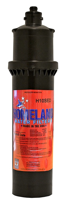 Homeland H10SED Food Service Water Filter
