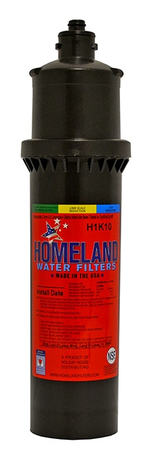 Homeland H1K10 Food Service Water Filter