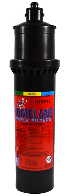 Homeland H1KP10 Food Service Water Filter