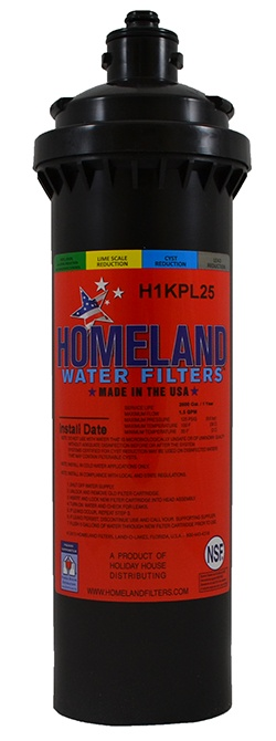 Homeland H1KPL25 OCS Water Filter
