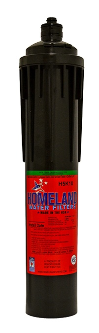 Homeland H5K10 Food Service Water Filter