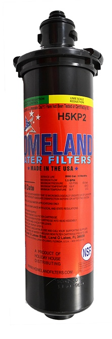 Homeland H5KP2 OCS Water Filter