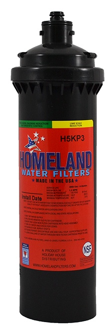 Homeland H5KP3 OCS Water Filter