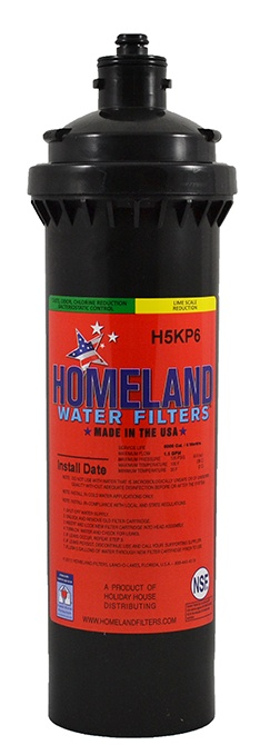 Homeland H5KP6 OCS Water Filter