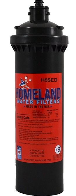 Homeland H5SED OCS Water Filter