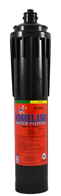 Homeland HCWS Food Service Water Filter