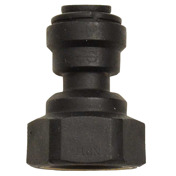 John Guest GFC4B Female Connector 1/4 QC x 1/4 FPT (10)