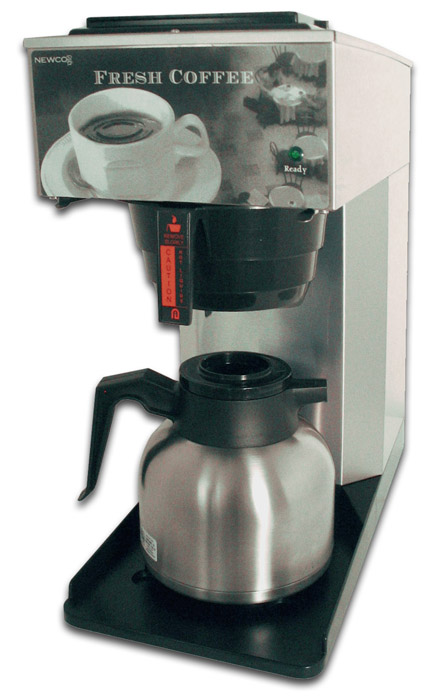Newco AK-TC Pourover Thermal Carafe Brewer