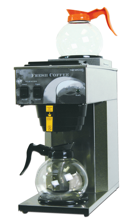 Newco AK-2 Two Warmer Pourover Decanter Brewer