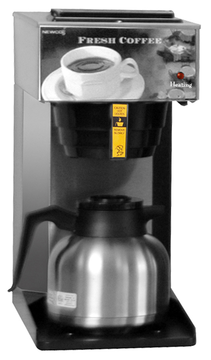 Newco AKH-TC Thermal Carafe Brewer w/Heat Pump