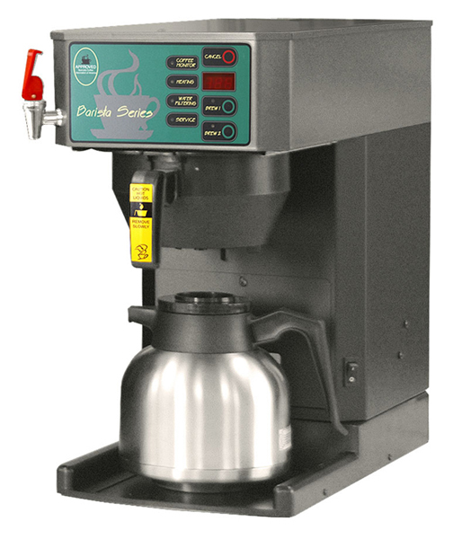 Newco B350-0 Barista Series Automatic Thermal Carafe Brewer 240V