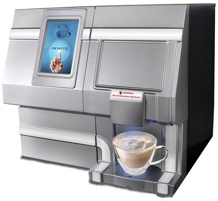 Newco CX Touch POD Single Cup Brewer 782275