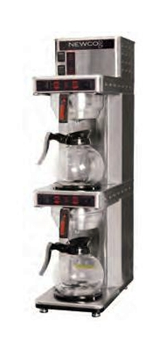 Newco DB-2A Dual In-Line High Volume Auto Decanter Brewer