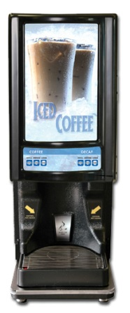 Newco 120463 LCD-2 2 Selection Ambient Only Liquid Coffee
