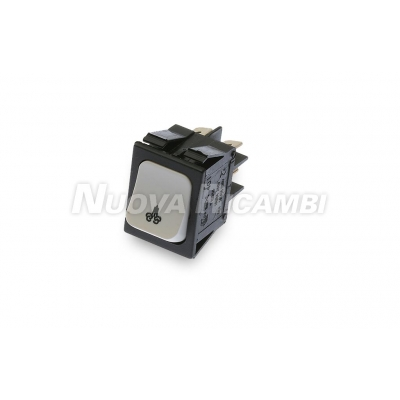 Nuova Ricambi SRL 300040 STEAM PUSH BUTTON SWITCH (LM)
