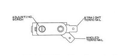 Server Products 55266 Thermostat Bi-Metal