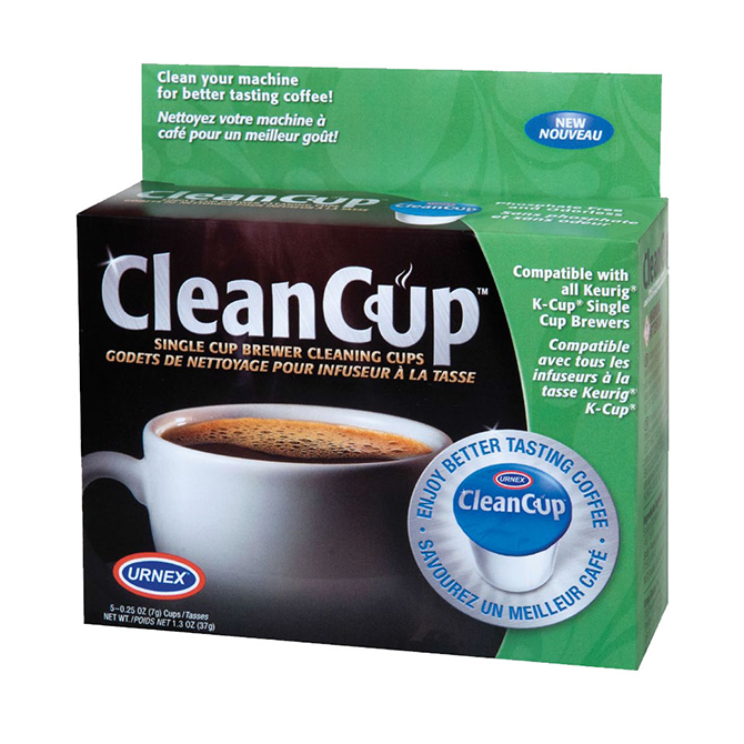 Urnex CCBC Clean Cup Cleaner Case of 12