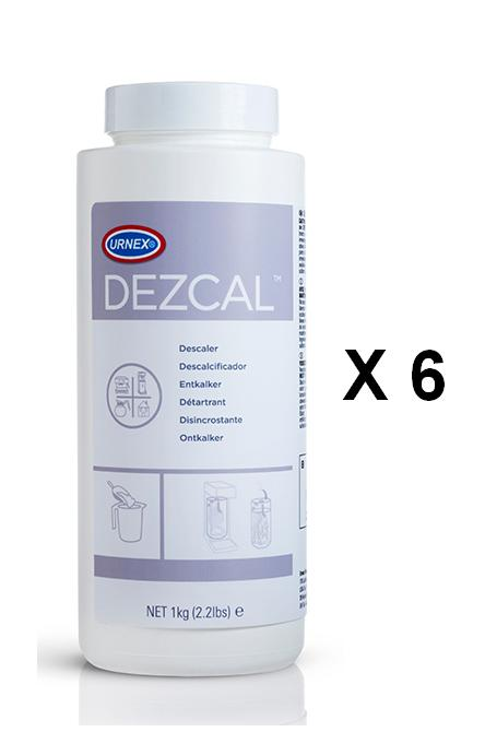 Urnex DEZ22 DEZCAL™ - Activated Scale Remover Powder