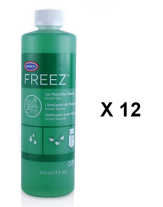 Urnex FRZ FREEZ™- Ice Machine Cleaner 14 fl. Oz. (12)