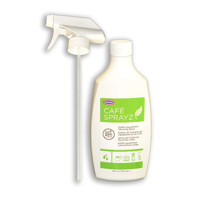 Urnex SPRAYZ-1 Equipment Cleaning Spray Single