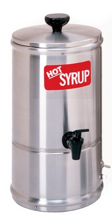 Wilbur Curtis SW-1 One Gallon Syrup Warmer